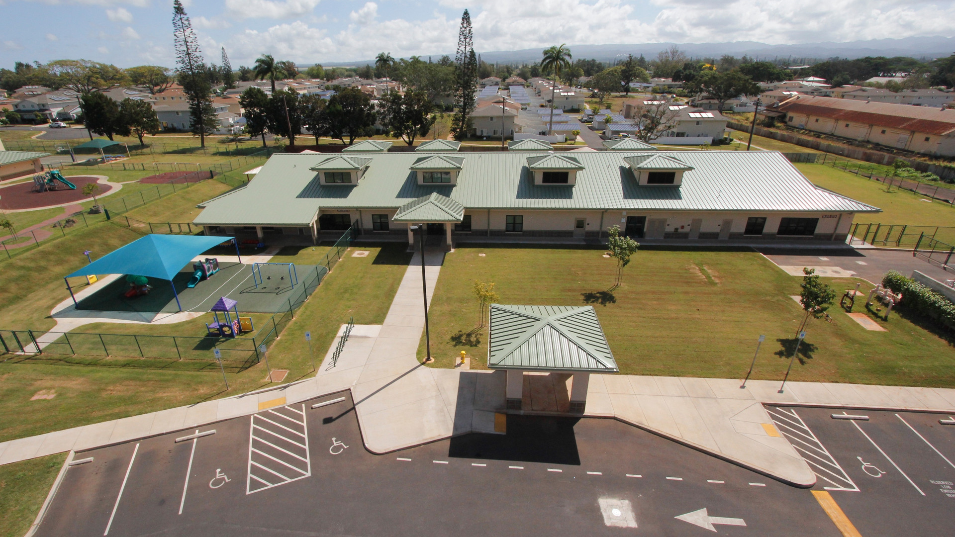 Child Development Center, Schofield Barracks