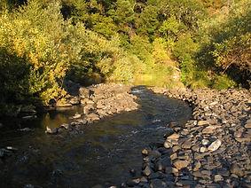 Eel River in Potter Valley