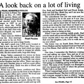 Polous Walker Bonnifield Family Connection UDJ 1997 (page 1)