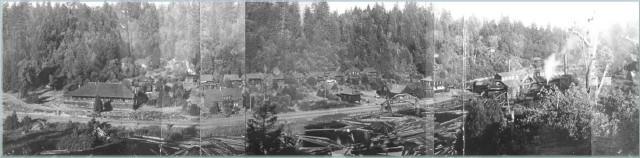 Panoramic view of Northwestern Mill 2