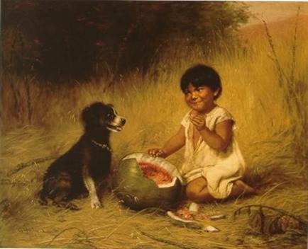 Pomo Native American McNab Shepherd