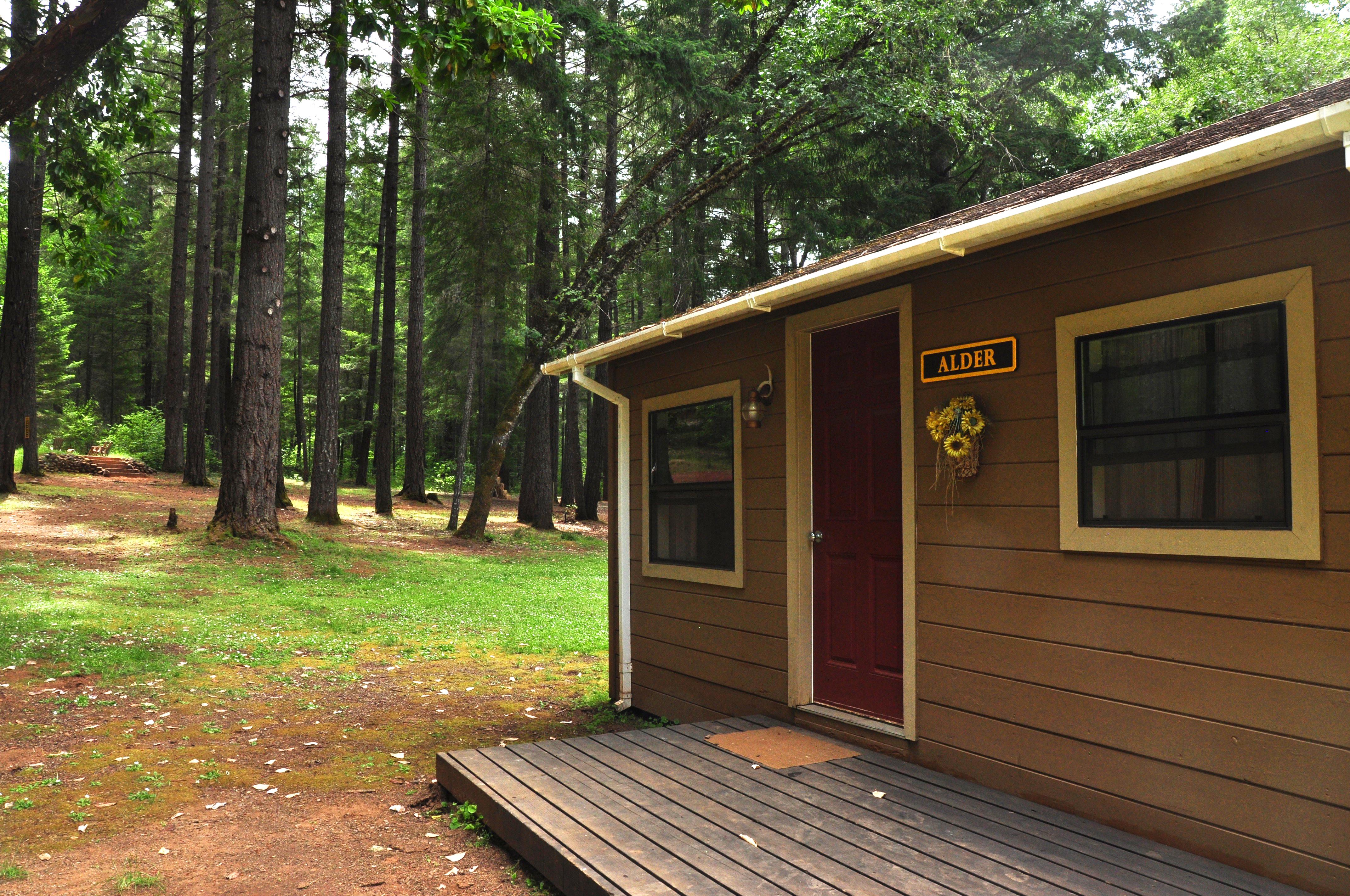 Alder Cabin