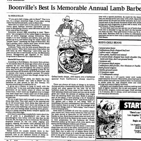 1988 LA Times Article on Boonville with McNab