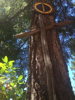 Cross at Victory Circle
