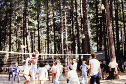 Volleyball at Hartstone