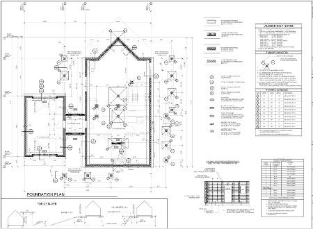 Floor plans for log home