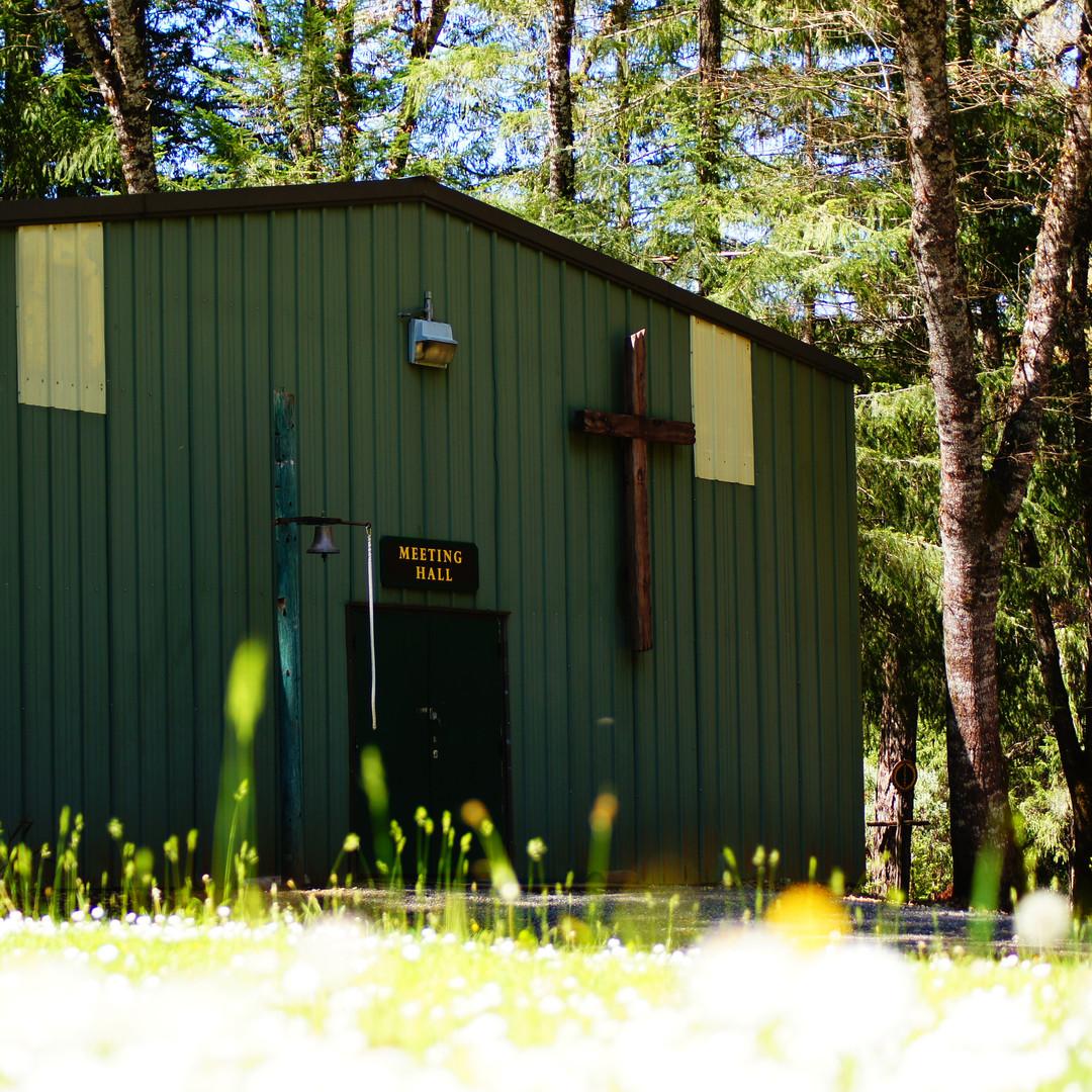 Hartstone Chapel & Meeting Area