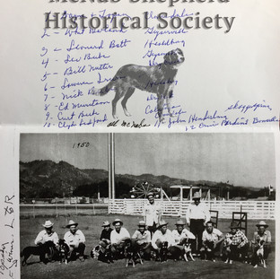 Foster Napa County Fair/Sheep Dog Trials (with Wayne's notes)
