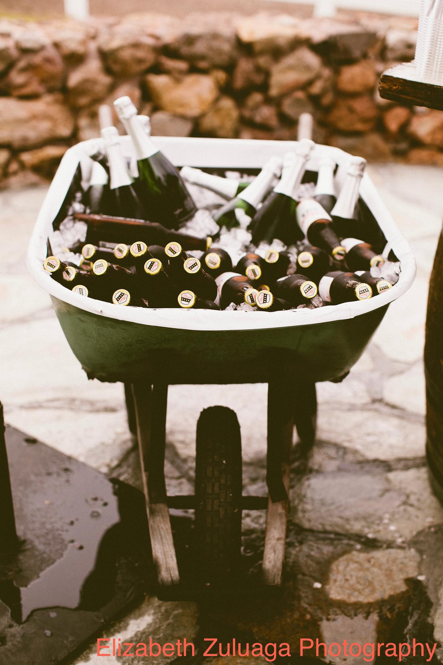 Weddings 17 Wheelbarrow