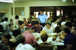Hartstone Dining Hall