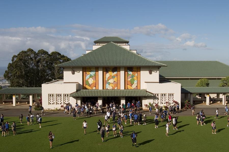 Kamehameha School