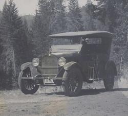 Hartstone's Log Cabin Inn
