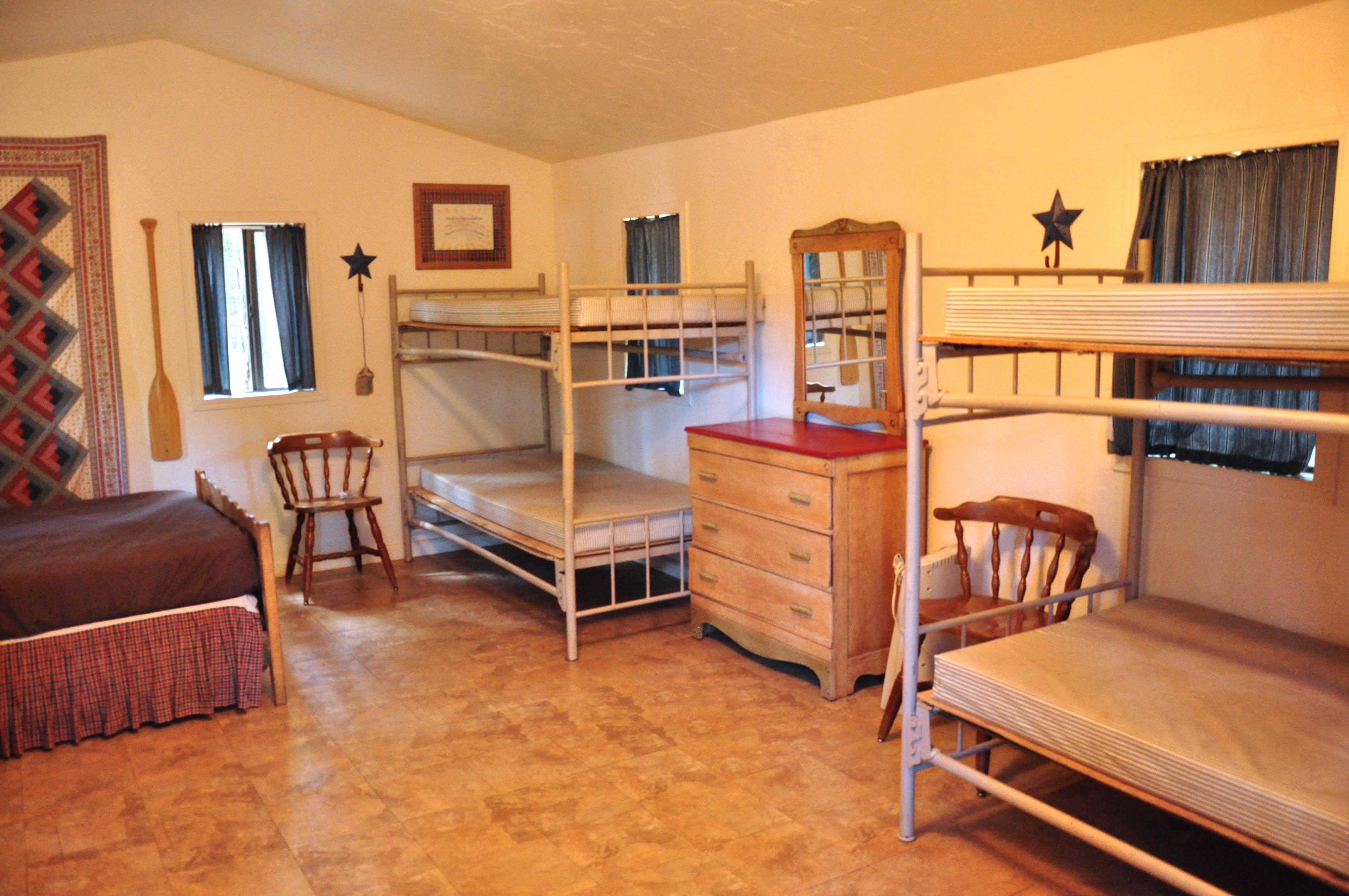 Madrone Bunks