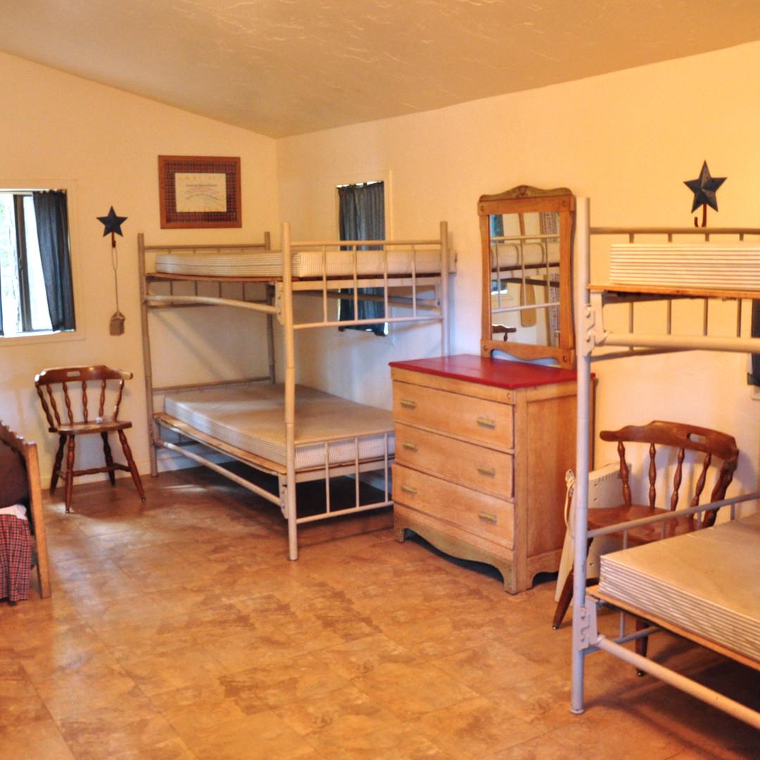 Interior of a Hartstone Cabin