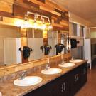 Newly Renovated Bathhouses