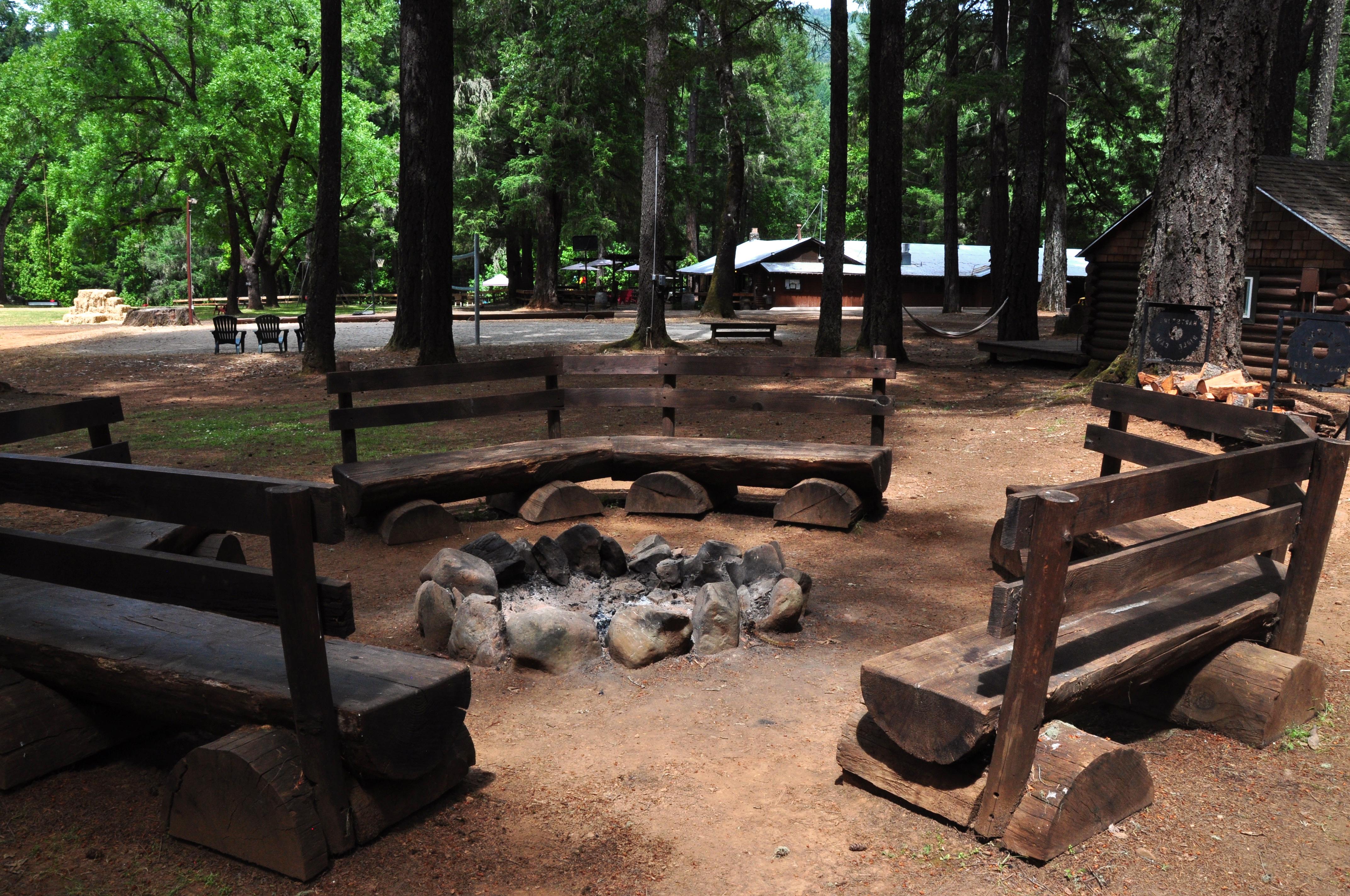 Hartstone Fire Pit