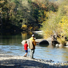 Fishing on the Eel River