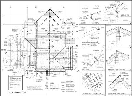 Custom engineering floor plans