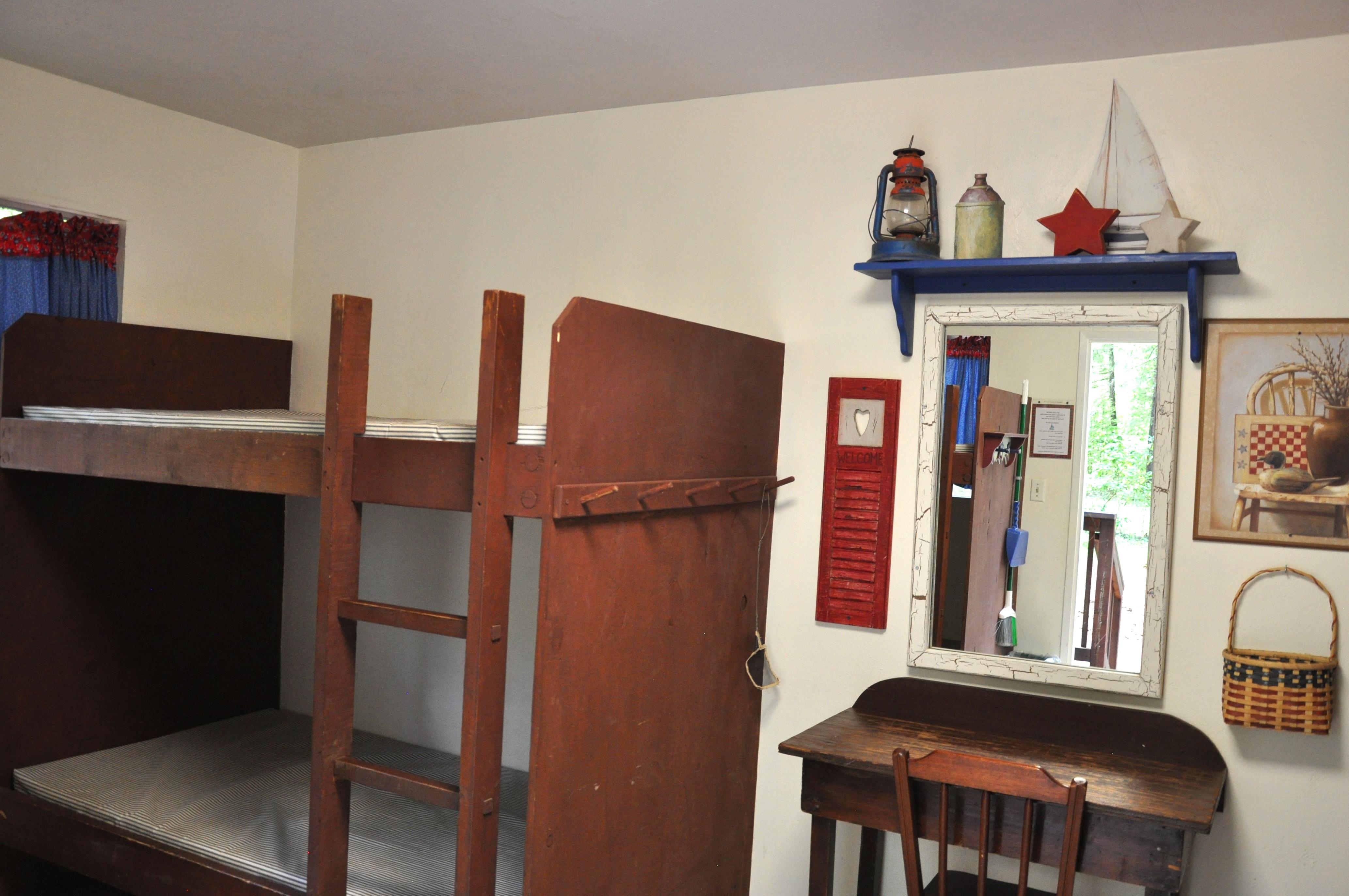 Hickory Interior