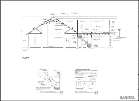 Custom barn floor plans