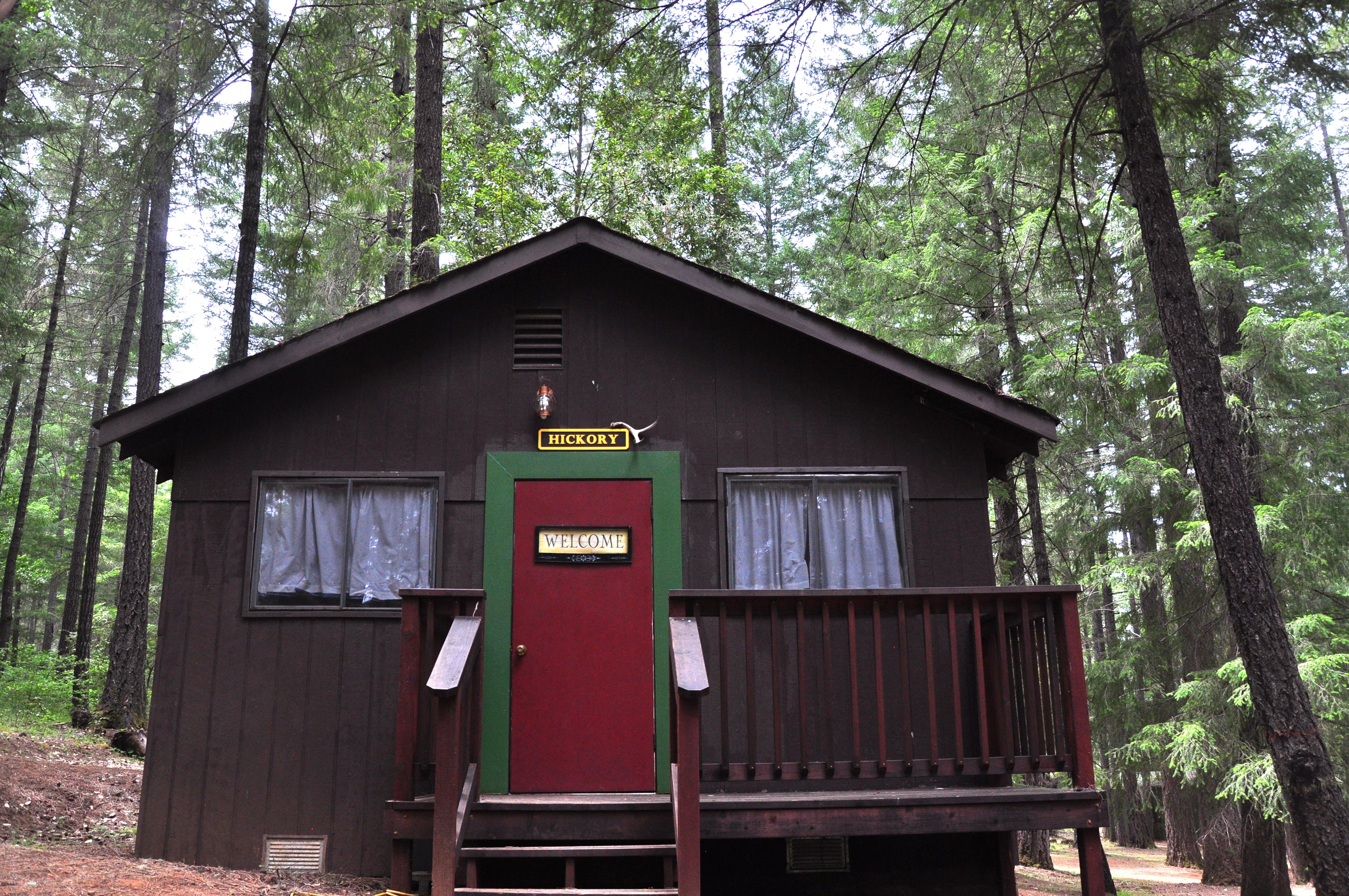 Hickory Cabin