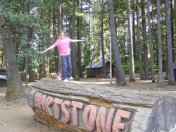 Old Hartstone Log