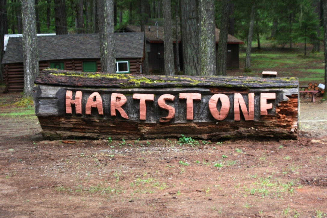 Hartstone Log