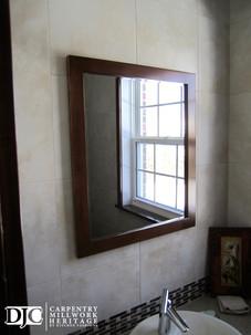 Custom Mirror Frame