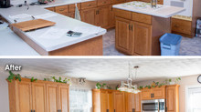 The new old kitchen