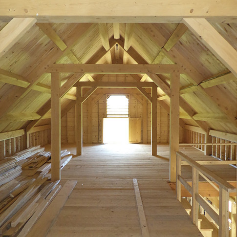 Timber Frame Constuction