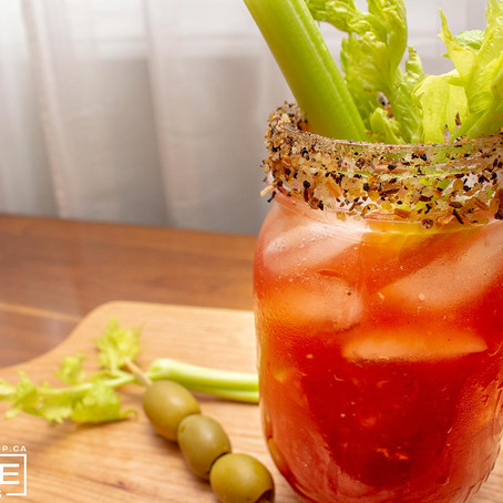 From the Kitchen of Home Fashions - Jarred's Famous Caesar
