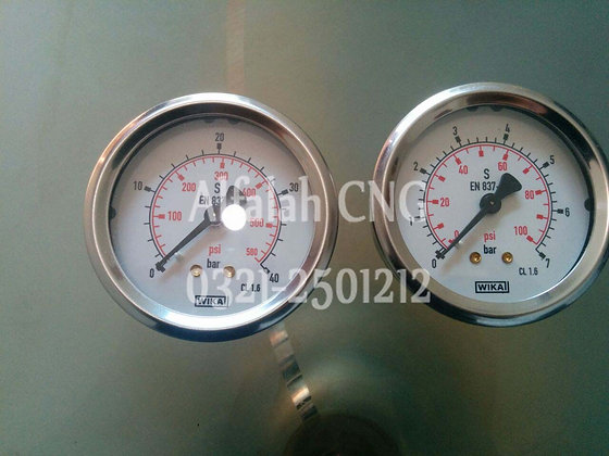 Wika Gauge All Ranges