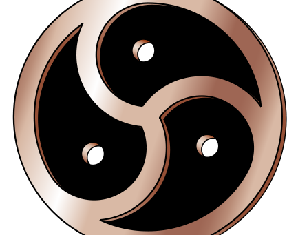 Qual a origem do símbolo do BDSM? pergunta enviada pelo Sub W pelo meu site.