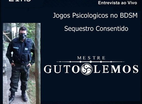 Estarei na radio virtual Agita Planeta (www.agitaplaneta.com) falando sobre Jogos Psicológicos no BD