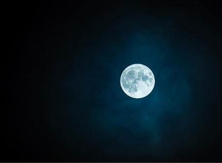 I heard the moon call out my name