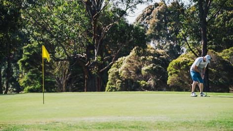 Bundoora Park Golf Course