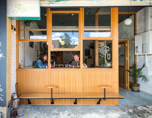 Kelso's Sanwich Shop