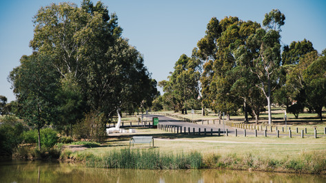 Bundoora Park & Darenbin Creek