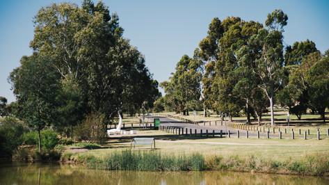Bundoora Park & Darenbin Creek