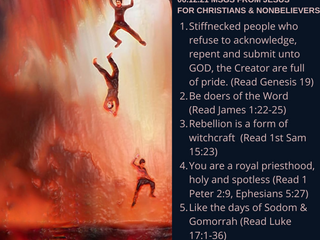 06.12.21 MSGS FROM JESUS FOR BELIEVERS & NONBELIEVERS: