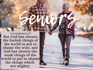 "02.07.21 MSG FROM JESUS FOR SENIORS: YOUR ""I'M DONE"" IS NOT GOD'S DONE"""