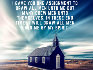 01.07.21 MSG FROM JESUS TO THE CHURCH: