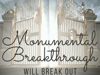 09.18.20 MSG FROM JESUS DURING PRAYER  WITH THE SHOFAR ON ROSH HASHANAH: Monumental Breakthrough