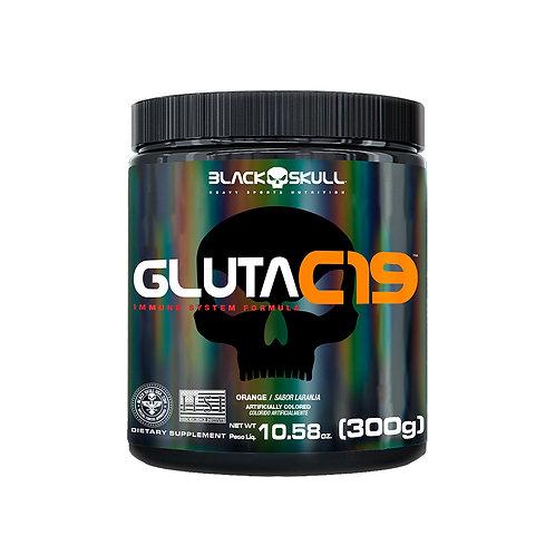 Gluta C19 300g – Black Skull