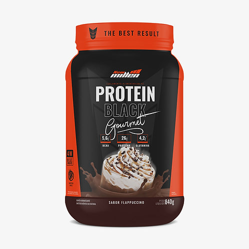 Protein Black Gourmet 840g – New Millen