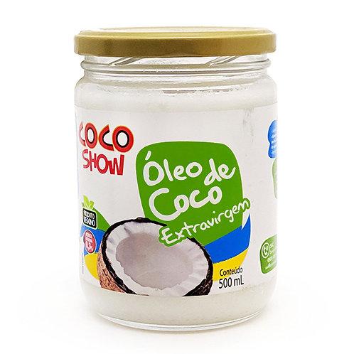 Óleo de Coco Extra Virgem - Coco Show