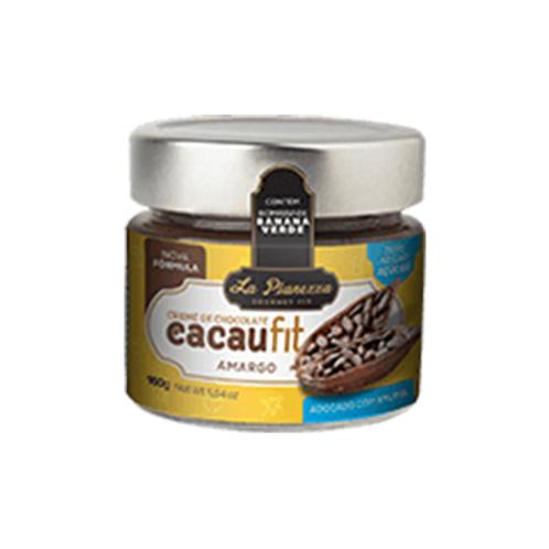 Creme de Chocolate Cacaufit Amargo 160g – La Pianezza