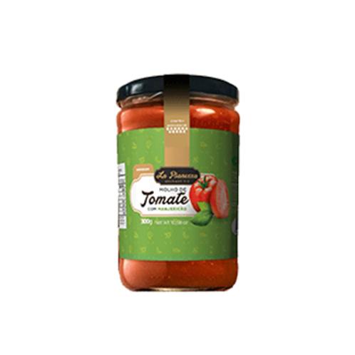 Molho de Tomate Com Manjericão 300g – La Pianezza