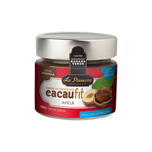 Creme de Chocolate Cacaufit Avelã 160g – La Pianezza