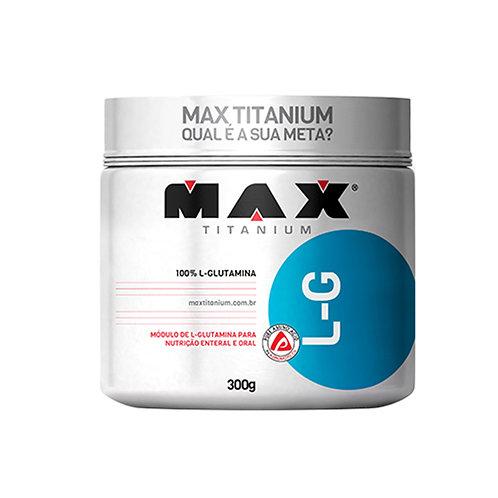 L-G Glutamina 300g – Max Titanium